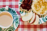 Breakfast, Food, Tea Photographic Print by Rainer Mirau