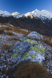 Austria, Tyrol, National-Park Hohe Tauern, Rocks, Mountain Scenery Photographic Print by Rainer Mirau