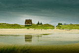 Germany, Schleswig-Holstein, Amrum, Sandy Beach, Sand Bank, Kniepsand Photographic Print by Ingo Boelter
