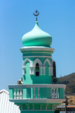 South Africa, Cape Town, Bokaap, Mosque Photographic Print by Catharina Lux