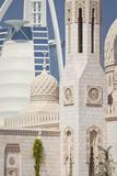 United Arab Emirates, Dubai, Jumeriah Mosque, Burj Al Arab, Detail Photographic Print by Rainer Mirau