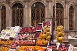 Egypt, Cairo, Islamic Old Town, Fruit Stall Photographic Print by Catharina Lux