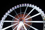 Ferris Wheel on the 'Dom', Leisure Time, Amusement, Summer, Fun Fair Photographic Print by Axel Schmies