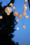 Garden Party, Chain of Lights Photographic Print by Catharina Lux