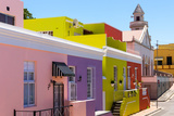 South Africa, Cape Town, Bokaap, Historic District Photographic Print by Catharina Lux