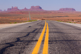 USA, Monument Valley, Highway 163 Photographic Print by Catharina Lux
