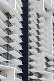 Facade of the Luxury Hotel 'W', 22nd Street, Miami Beach, Florida, Usa Photographic Print by Axel Schmies