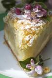 Apple Pies with Blossoms Papier Photo par Manuela Balck