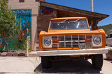 USA, Arizona, Route 66, Williams, Old Ford Photographic Print by Catharina Lux