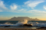 Cape Town, Table Mountain, Coast Photographic Print by Catharina Lux