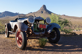 USA, Arizona, Route 66, Vintage Car Photographic Print by Catharina Lux