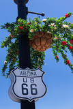 USA, Arizona, Route 66, Sign Photographic Print by Catharina Lux