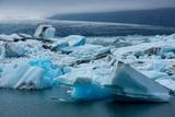 Jškulsarlon, Glacier Lagoon Photographic Print by Catharina Lux