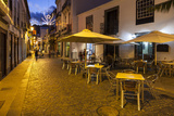 Pedestrian Area, Santa Cruz De La Palma, La Palma, Canary Islands, Spain, Europe Photographic Print by Gerhard Wild