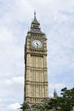 Big Ben, Clock Tower of the Palace of Westminster, British Parliament Photographic Print by Axel Schmies