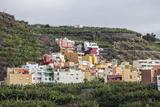 Gerhard Wild - Tazacorte, La Palma, Canary Islands, Spain, Europe Fotografická reprodukce