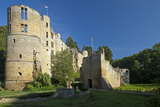 Luxembourg, Beaufort Castle, Ruin Photographic Print by Chris Seba