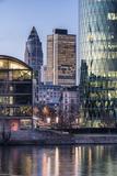 Frankfurt on the Main, Hessen Reprodukcja zdjęcia autor Bernd Wittelsbach