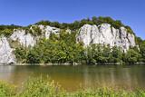Germany, Bavaria, Lower Bavaria, Danube Valley, Weltenburg Photographic Print by Udo Siebig
