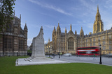 Westminster Palace, London, England, Great Britain Photographic Print by Rainer Mirau