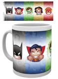 DC Comics - Emoji JLA Mug Mug