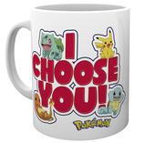 Pokemon - I Choose You Mug Mug