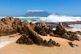 Cape Town, Table Mountain, State of Nature Photographic Print by Catharina Lux