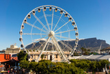 Cape Town, Harbour, V and a Waterfront, Ferris Wheel Photographic Print by Catharina Lux