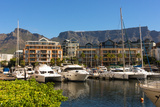 South Africa, Cape Town, Boat Harbour Photographic Print by Catharina Lux