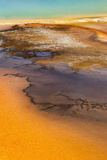USA, Yellowstone National Park, Midway Geyser Basin, Grand Prismatic Spring Photographic Print by Catharina Lux