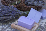 Lavender Blossoms, Lavender Soap, French Photographic Print by Andrea Haase