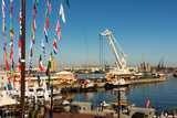 Cape Town, Harbour, V and a Waterfront Photographic Print by Catharina Lux