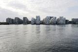 Modern Architecture in Vesterbro, Sydhavnen, Copenhagen, Denmark, Scandinavia Photographic Print by Axel Schmies