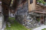 Austria, East Tyrol, Innergschlš§, Alpine Huts Photographic Print by Gerhard Wild
