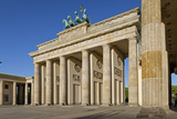 Europe, Germany, Berlin, the Brandenburg Gate Photographic Print by Chris Seba