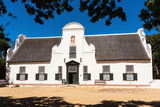South Africa, Groot Constantia, Vineyard Photographic Print by Catharina Lux