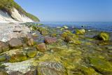 Europe, Germany, Mecklenburg-Western Pomerania, Baltic Sea Island RŸgen, Chalk Cliffs Photographic Print by Chris Seba