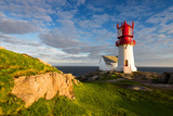 Sundown, Lighthouse, Lindesnes, Vest-Agder, Norway, Europe Photographic Print by Dave Derbis