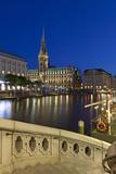 Europe, Germany, Hamburg, Townhall Photographic Print by Chris Seba