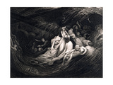 The Loss of the Halsewell East Indiaman Giclee Print by James Northcote