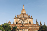 Pagoda Temple in Bagan, Myanmar Photographic Print by Harry Marx
