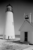 Cove Point Lighthouse, Maryland Photographic Print by A. Aubrey Bodine