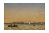St. Johns, Porto Rico 1850 Giclee Print by Fitz Hugh Lane