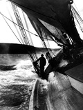 Bluenose and Port Lookout Photographic Print by Edwin Levick
