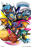 Skylanders- Group Art Prints