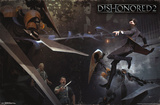 Dishonored 2- Battle Posters