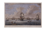 Charles Town South Carolina 1767 Giclee Print by Thomas Mellish