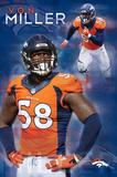 NFL- Von Miller Posters
