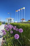 Germany, the Baltic Sea, Western Pomerania, Island RŸgen, Seaside Resort Binz Photographic Print by Chris Seba