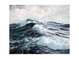The Wild Gulf Stream Ca 1900-1940 Giclee Print by Frank Vining Smith